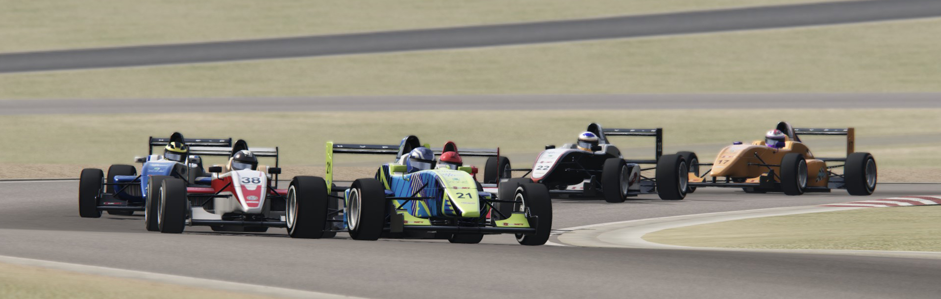 Formula Series – Barbagallo Highlithts