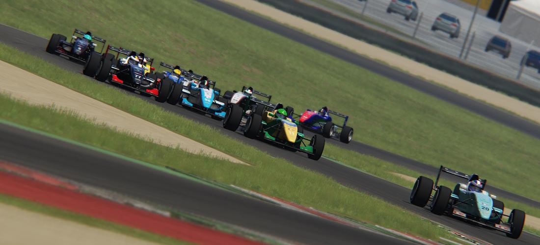 Véget ért a Formula Series!