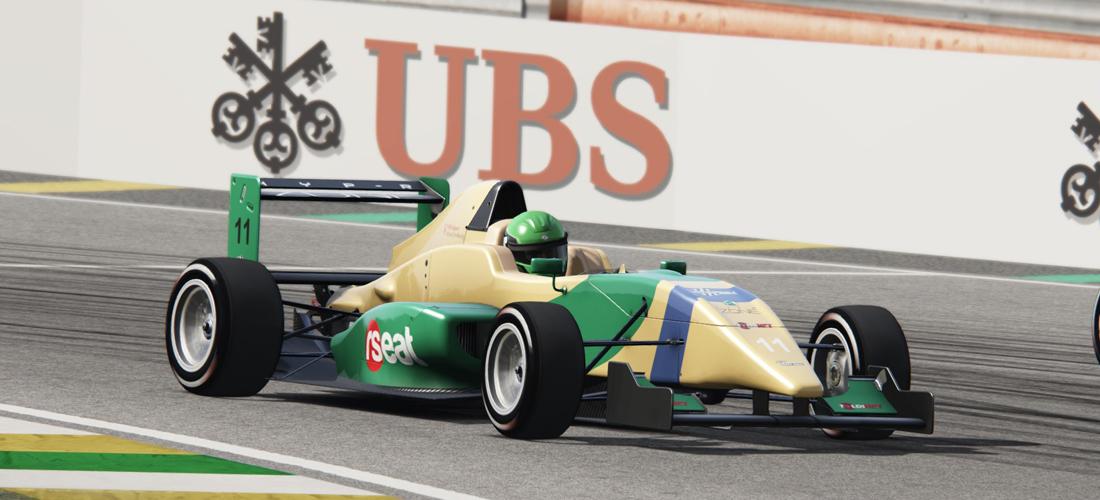 Formula Series – Interlagos Highlithts